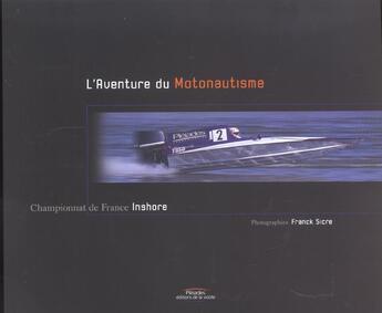Couverture du livre « Championnat De France Inshore » de Breton Sicre aux éditions La Voute