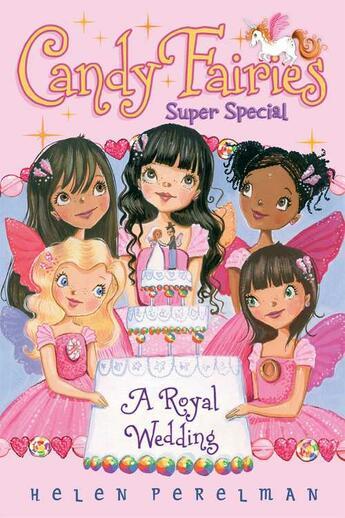 Couverture du livre « A Royal Wedding » de Perelman Helen aux éditions Aladdin