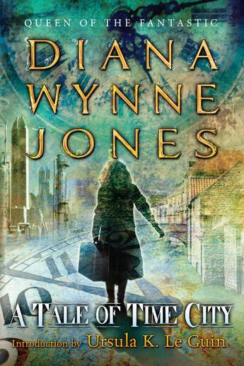 Couverture du livre « A Tale of Time City » de Diana Wynne Jones aux éditions Penguin Group Us