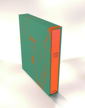 Couverture du livre « Artbook soie ; coffret » de Rebecca Dautremer aux éditions Tishina