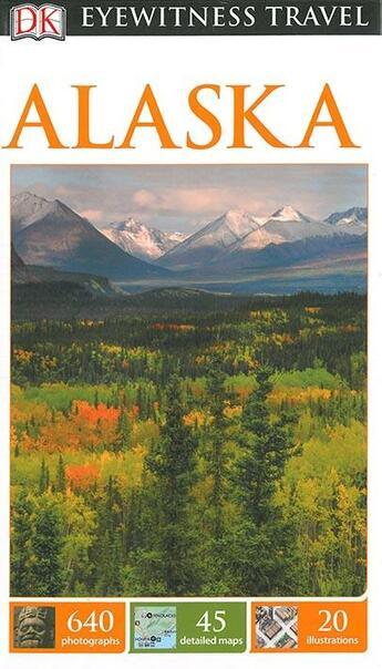 Couverture du livre « Alaska » de Collectif aux éditions Dorling Kindersley