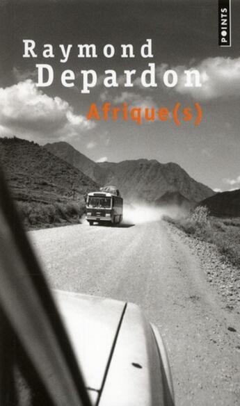 Couverture du livre « Afrique(s) » de Raymond Depardon aux éditions Points