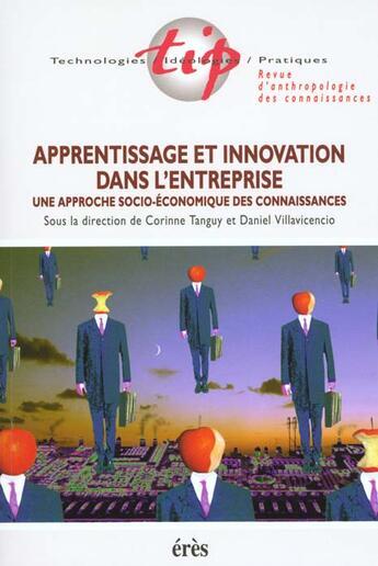 Couverture du livre « Apprentissage Et Innovation Dans L'Entreprise » de Collectif aux éditions Eres
