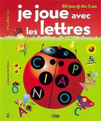 Couverture du livre « Coccinelle » de Yvette Barbetti aux éditions Lito