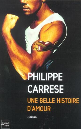 Couverture du livre « Une Belle Histoire D'Amour » de Philippe Carrese aux éditions Fleuve Noir