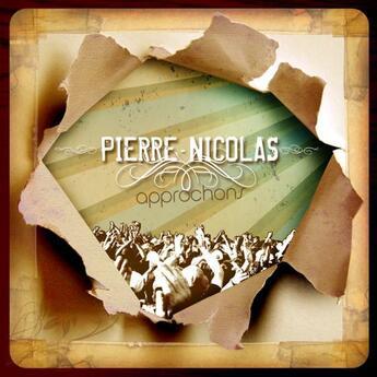 Couverture du livre « Approchons » de Pierre Nicolas aux éditions Premiere Partie