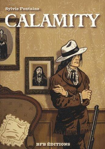Couverture du livre « Calamity » de Sylvie Fontaine aux éditions Bfb