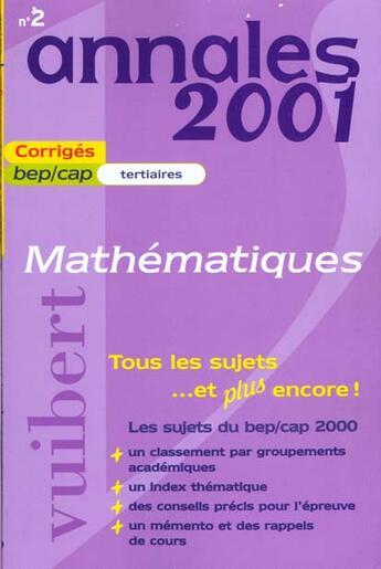 Couverture du livre « Annales Du Brevet » de Collectif aux éditions Vuibert