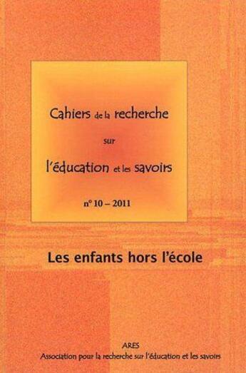 Couverture du livre « CAHIERS DE LA RECHERCHE » de Jacquemin Melanie aux éditions Maison Des Sciences De L'homme