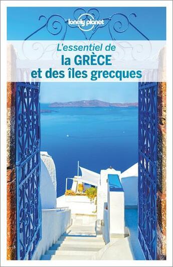 Couverture du livre « Grèce et des îles grecques (édition 2020) » de Collectif Lonely Planet aux éditions Lonely Planet France