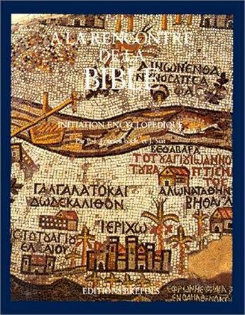 Couverture du livre « A la rencontre de bible t.3 » de Fransen Pi aux éditions Brepols