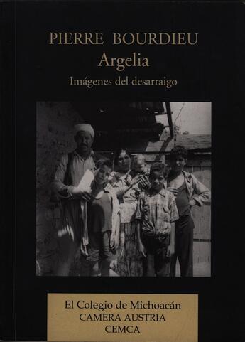Couverture du livre « Argelia » de Pierre Bourdieu aux éditions Centro De Estudios Mexicanos