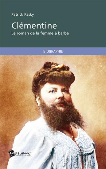Couverture du livre « Clémentine » de Patrick Pasky aux éditions Publibook