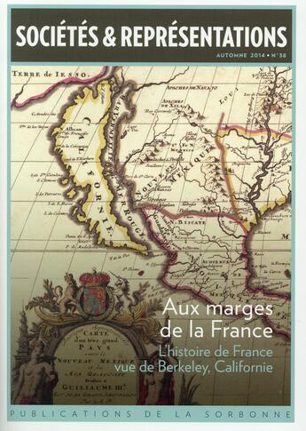 Couverture du livre « Aux marges de la france » de Kalifa aux éditions Pu De Paris-sorbonne