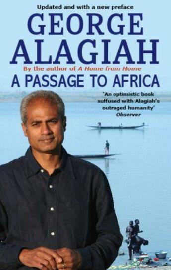 Couverture du livre « A Passage to Africa » de Alagiah George aux éditions Little Brown Book Group Digital