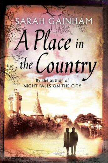 Couverture du livre « A Place in the Country » de Gainham Sarah aux éditions Little Brown Book Group Digital
