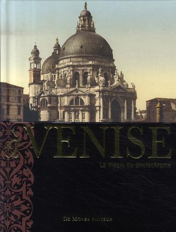 Couverture du livre « À venise » de Donzel C aux éditions De Monza Jean-pierre