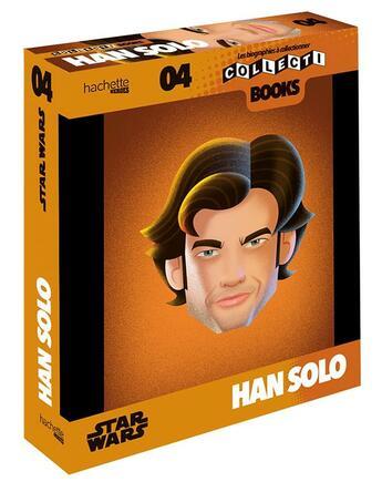 Couverture du livre « Collecti'books Han Solo » de Virgile Iscan aux éditions Hachette Pratique