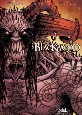 Couverture du livre « Blackwood t.2 » de Nicolas Jarry et Kan-J aux éditions Soleil