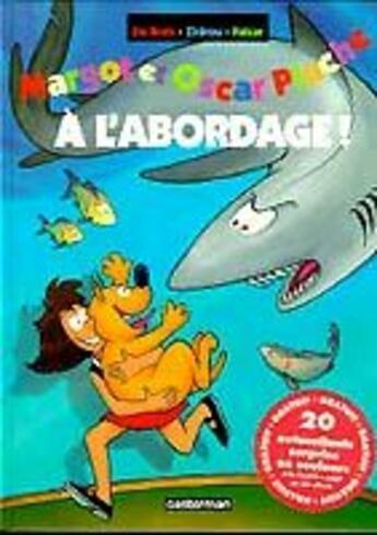 Couverture du livre « A L'Abordage » de Brad (De)/Falzar/Zid aux éditions Casterman