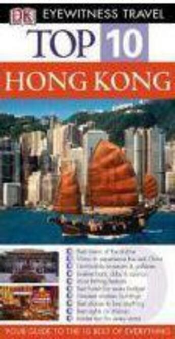 Couverture du livre « **Hong Kong* » de Collectif aux éditions Dorling Kindersley