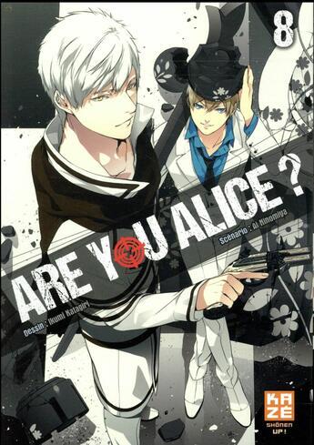 Couverture du livre « Are you Alice ? T.8 » de Ai Ninomiya et Ikumi Katagiri aux éditions Kaze