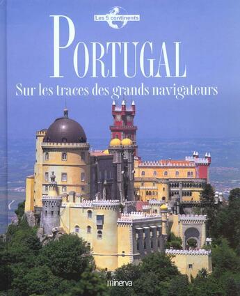Couverture du livre « Portugal » de Collectif aux éditions La Martiniere