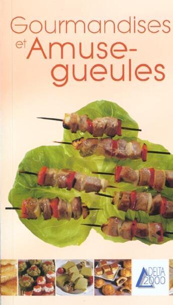 Couverture du livre « Amuse-Gueules » de Collectif aux éditions Saep