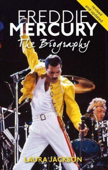 Couverture du livre « Freddie Mercury » de Jackson Laura aux éditions Little Brown Book Group Digital