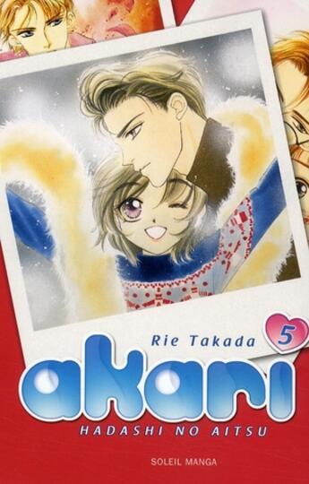 Couverture du livre « Akari, hadashi no aitsu t.5 » de Rie Takada aux éditions Soleil