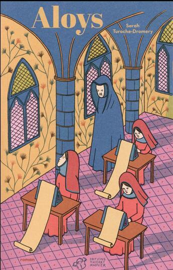 Couverture du livre « Aloys » de Sara Turoche Dromery aux éditions Thierry Magnier