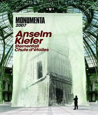 Couverture du livre « Anselm kiefer ; sternenfall ; chute d'étoiles » de Philippe Dagen aux éditions Regard