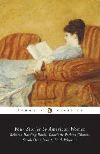 Couverture du livre « Four Stories by American Women » de Various John aux éditions Penguin Group Us