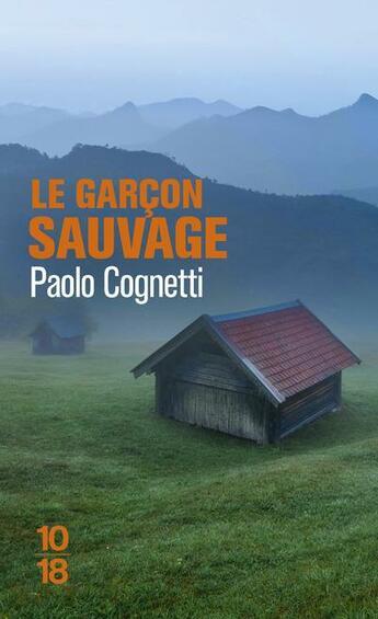 Couverture du livre « Le garçon sauvage » de Paolo Cognetti aux éditions 10/18
