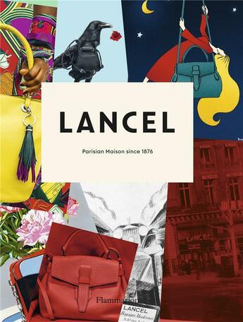 Couverture du livre « Lancel: 140 Years (Ang) » de Laurence Benaim aux éditions Flammarion