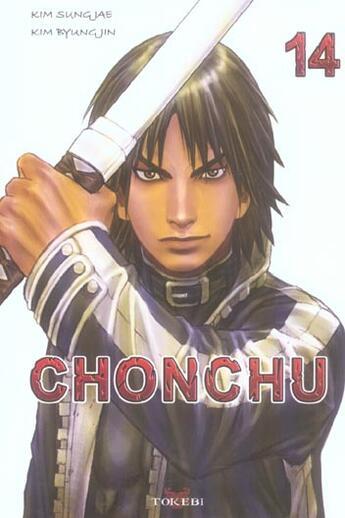 Couverture du livre « Chonchu t.14 » de Kim Byung Jin et Kim Sung Jae aux éditions Tokebi