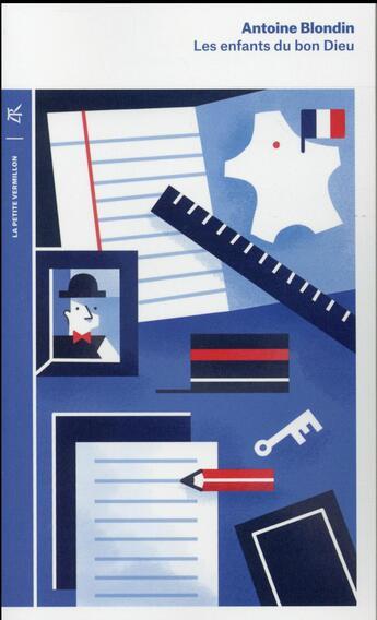 Couverture du livre « Les enfants du bon Dieu » de Antoine Blondin aux éditions Table Ronde