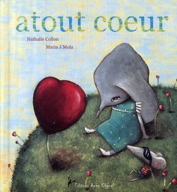 Couverture du livre « Atout coeur » de Nathalie Collon aux éditions Anna Chanel