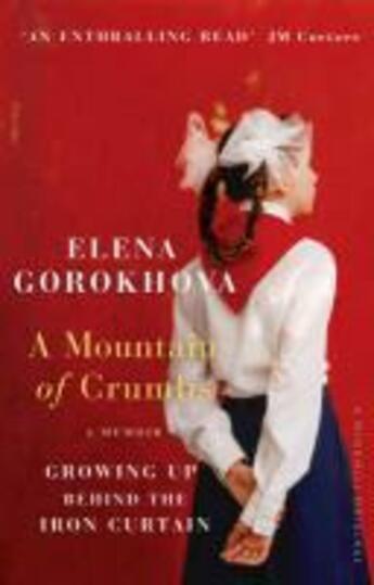 Couverture du livre « A Mountain of Crumbs » de Gorokhova Elena aux éditions Random House Digital