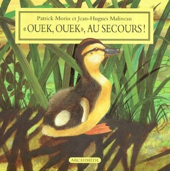 Couverture du livre « «ouek, ouek », au secours ! » de Morin Patrick / Mali aux éditions Ecole Des Loisirs