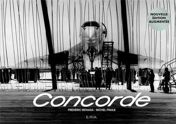 Couverture du livre « Concorde » de Frederic Beniada et Michel Fraile aux éditions Epa