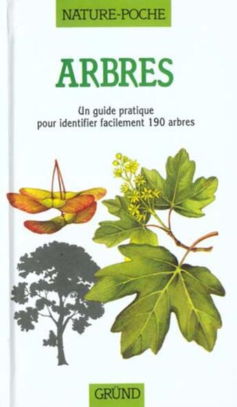 Couverture du livre « Arbres » de Forey/Fitzsimons aux éditions Grund