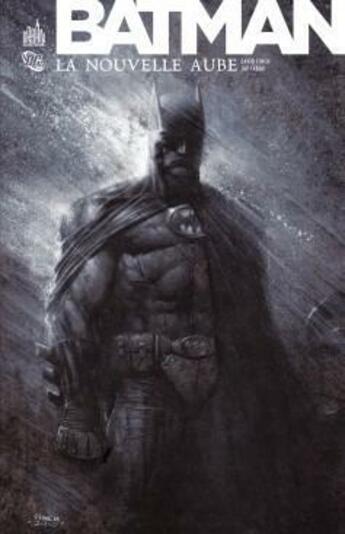 Couverture du livre « Batman ; la nouvelle aube » de Jay Fabok et David Finch aux éditions Urban Comics
