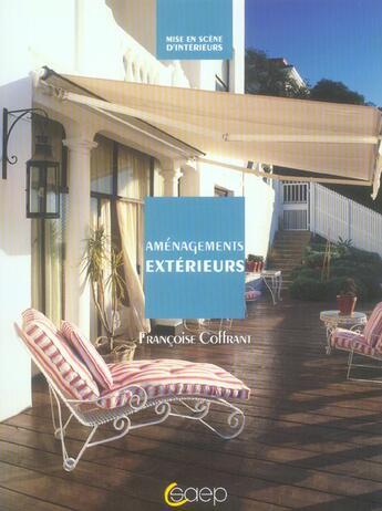 Couverture du livre « Amenagements Exterieurs » de Francoise Coffrant aux éditions Saep