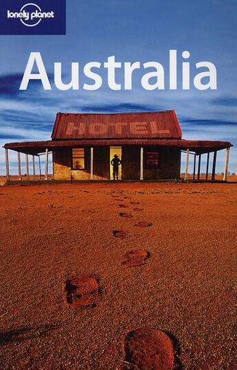 Couverture du livre « Australia » de Collectif aux éditions Lonely Planet France