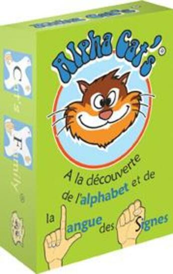 Couverture du livre « Alpha cat's » de Collectif aux éditions Cat's Family