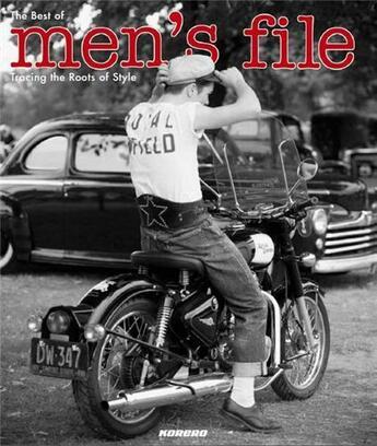 Couverture du livre « The best of men's file » de Clements Nick aux éditions Korero