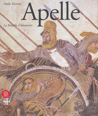 Couverture du livre « Apelle » de Paolo Moreno aux éditions Skira-flammarion