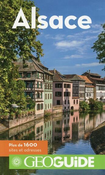Couverture du livre « Alsace » de Collectif aux éditions Gallimard-loisirs