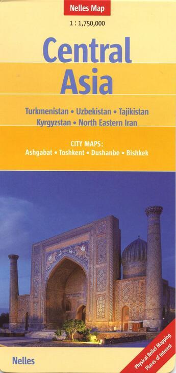 Couverture du livre « **Asie Centrale » de Collectif aux éditions Nelles